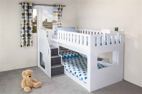 Toddler Bunk Beds Uk Deluxe Funtime Bunk Bed Single Bunk Beds Beds Funtime Beds