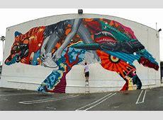 Tristan Eaton - I Support Street ArtI Support Street Art G R Logo