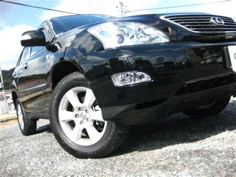 2010 10 toyota harrier acu30w 2010 10 toyota harrier acu30w 240g for sale japanese used