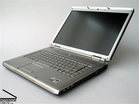 Laptop Dell Inspiron 1520 review dell inspiron 1520 notebook notebookcheck net reviews