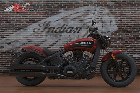 Indian reveal the all new 2017 Scout Bobber   Bike Review