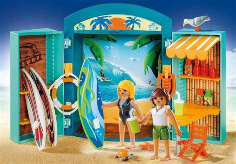 play boyd fotos 2016 aufklapp spiel box quot surf shop quot 5641 playmobil 174 deutschland