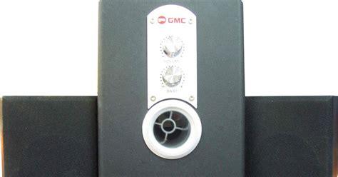 Speaker Aktif Lg quot botam quot electronic speaker aktif gmc 888c