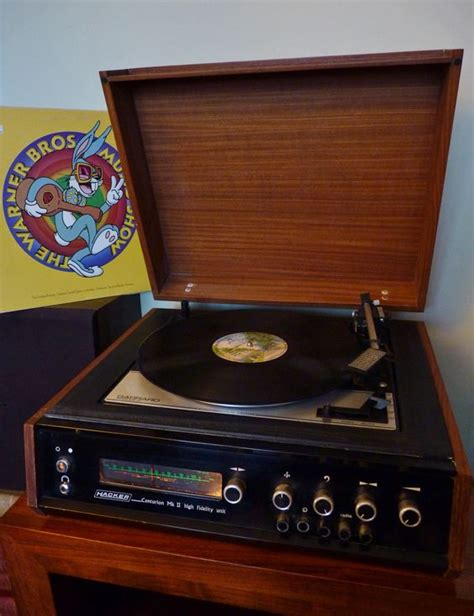 record players for sale for sale 1974 hacker centurion ii radio record