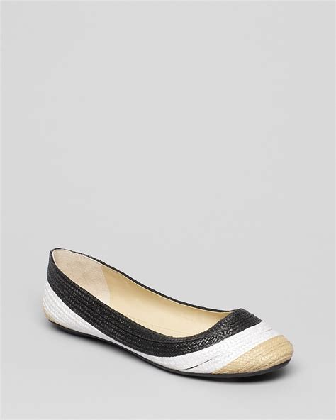 enzo shoes flats enzo angiolini ballet flats bullseye bloomingdale s