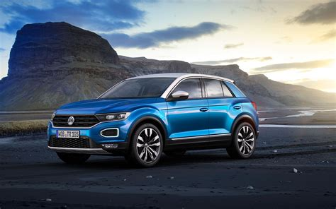 new volkswagen vw t roc revealed news photos specs prices by car magazine