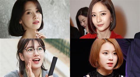 Model Rambut K Pop Wanita by 8 Idol K Pop Wanita Yang Sukses Mengejutkan Fans Dengan