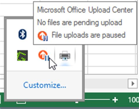 Office Upload Center Disable Disable Microsoft Office Upload Center User