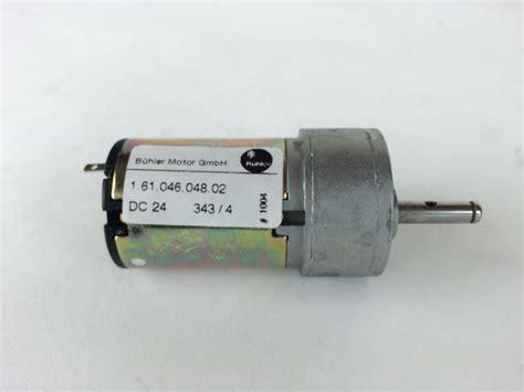 buehler motor b 252 hler motor 1 61 046 048 02 24v nmp ebay