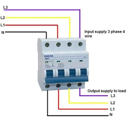 28 wiring diagram 3 phase rcd 4 pole rcd wiring