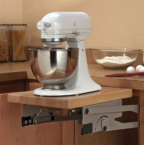pull up kitchen cabinets view the hafele 504 20 900 stand mixer lift mechanism for