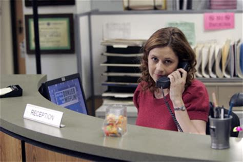 Pam From The Office by Dunder Mifflin This Is Pam The 404 Box