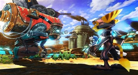 Bd Ps3 Ratchet And Clank Collection ratchet and clank hd collection review 171 gamingbolt