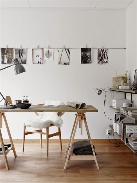 office photography ideas sawhorse desk