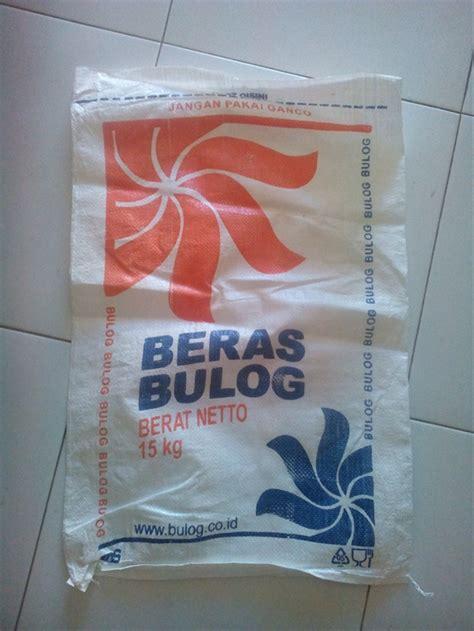 jual karung beras   bekas  kg   lapak tani