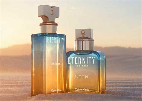 Parfum Eternity Summer eternity summer 2017 calvin klein perfume a new