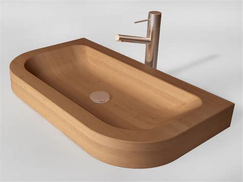 The Bathtub Sobotadesign Wooden Sink And Bathtub Wooden Basin