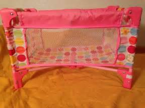 playpen target target baby doll playpen crib bed pink collapsable like graco dolls to 18 quot