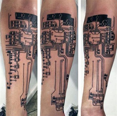 Skull Wall Stickers best 10 computer tattoo ideas on pinterest geometric