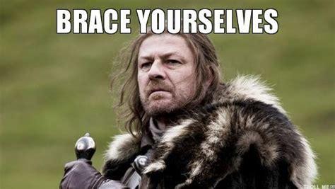 Brace Yourselves Meme - free cincinnati bengals defensive ebook mut discussion