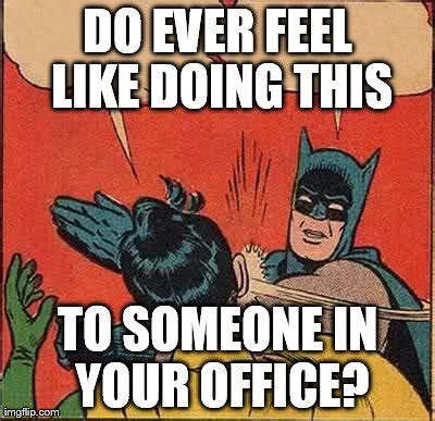 Batman Slapping Robin Meme Maker - batman slapping robin meme imgflip