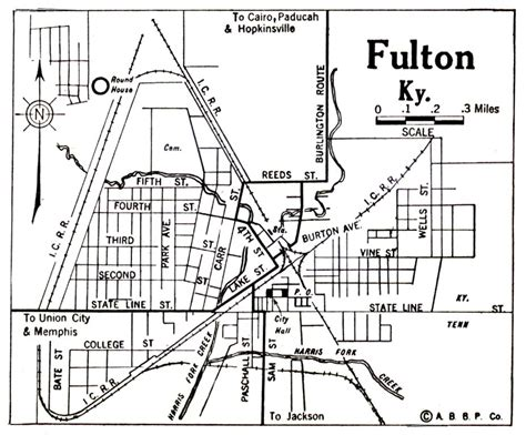 fulton texas map kentucky maps perry casta 241 eda map collection ut library