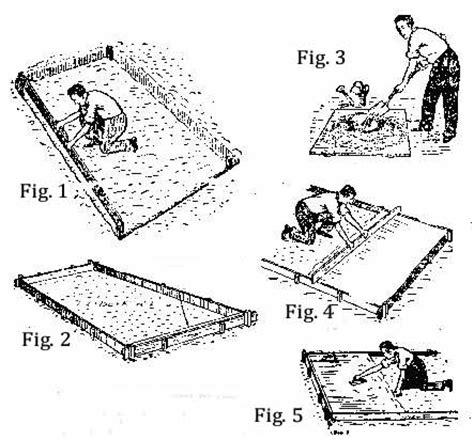 come costruire un capannone come fare un pavimento di cemento