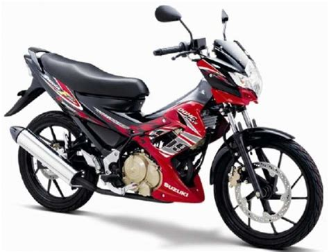 Satria Fu 150 Cc 2012 Mulus my my choice and my adventure