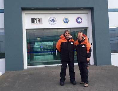 stephen miller nz air new zealanders ice adventure begins antarctica nz