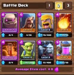 best decks best clash royale decks and cards collection apple lives
