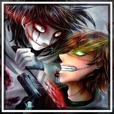 anime wallpaper yunying liu jeff the killer vs homicidal liu single by kronno zomber
