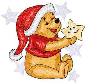 pooh con adornos navidad winnie the pooh dibujos e imagenes para ba 218 l de navidad winnie the pooh en navidad