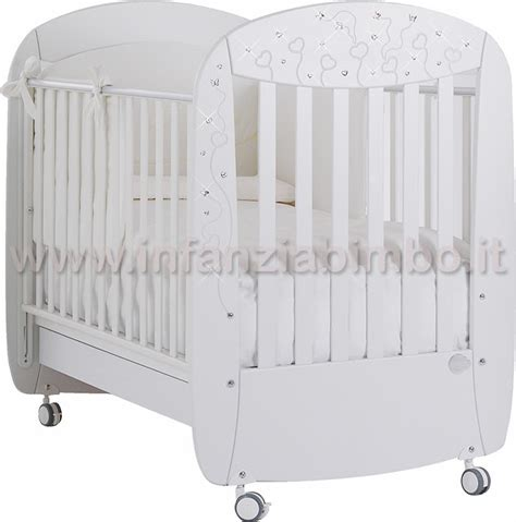 baby expert culle lettino baby expert butterfly bianco infanzia bimbo