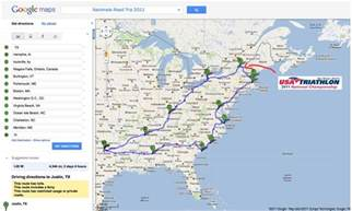 map of southern east coast of us iron tentative road trip need your east