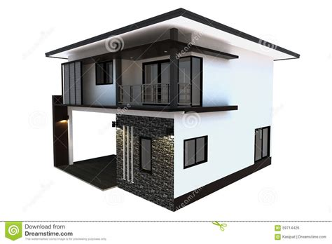 home design 3d zweiter stock 3d home design stock illustration image 59714426