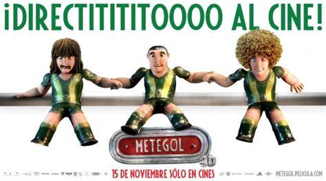 download film underdogs aka metegol underdogs aka metegol movie poster 20 of 27 imp awards