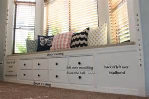 Diy Bay Window Seat - ikea hack kallax shelf turned window bench anna s room