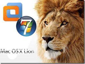 mac os x lion vs windows 7