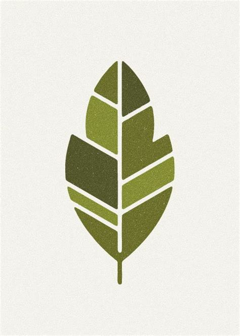leaf pattern geometric 25 best ideas about leaf design on pinterest doodle