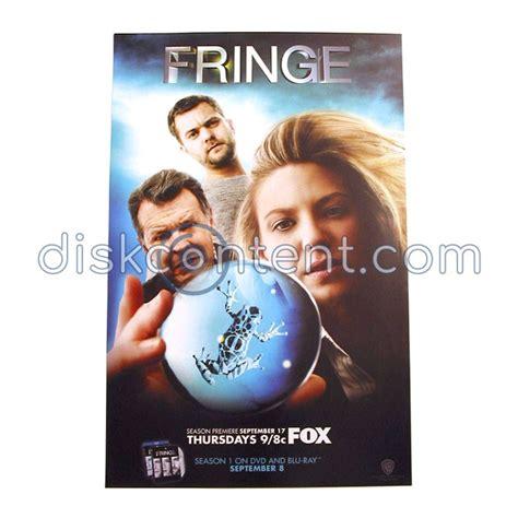 Promo Mini fringe dvd promo mini poster diskcontent