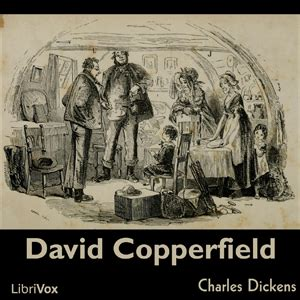 biography of charles dickens summary david copperfield audio book