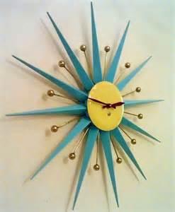the 25 best vintage clocks ideas on pinterest 25 best ideas about retro clock on pinterest midcentury