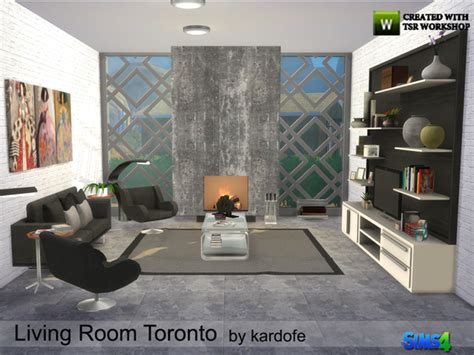 living room chairs toronto toronto livingroom by kardofe at tsr 187 sims 4 updates