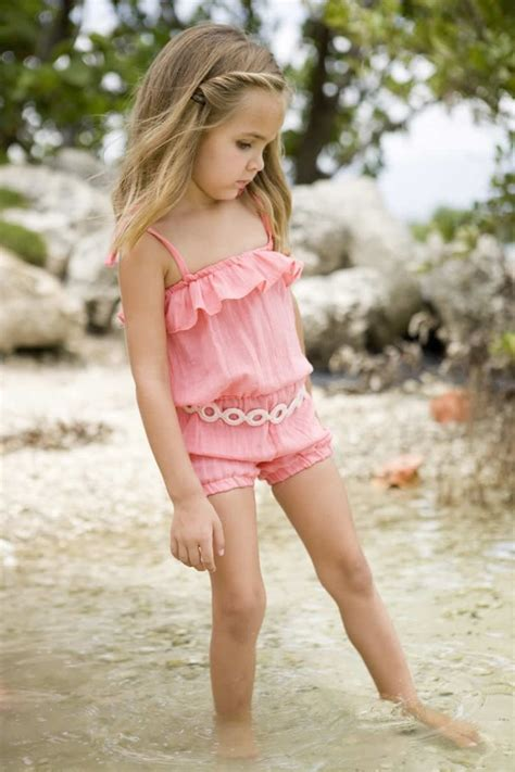 too young little girl models sweet someday pinterest rompers swim and suits