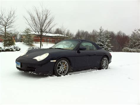 Hey Love Porsche by Porsche S Love Snow Post Up Your Pics Page 22
