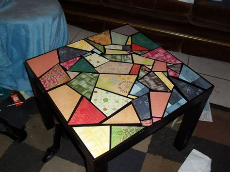 How To Decoupage Furniture With Paper - decoupage points for creativity