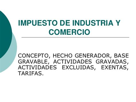 calendario impuesto industria y comercio bucaramanga 2016 impuesto de industria y comercio