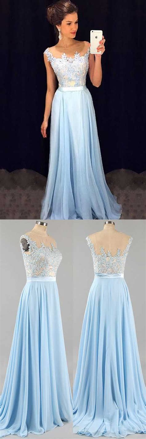 light blue graduation dress best 25 sky blue dresses ideas on sky blue