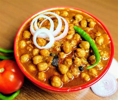 Ideas For Dinner Party Menu - chole recipe punjabi chana masala vegecravings