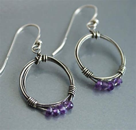 wire for jewelry projects 44 gorgeous handmade wire wrapped jewelry idea diy to make